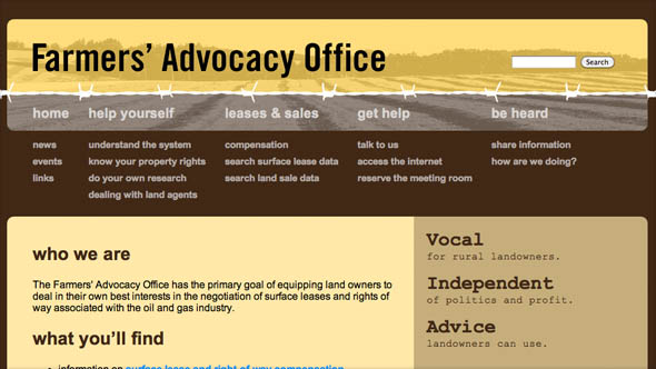 Farmers' Advocacy Office