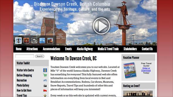 Tourism Dawson Creek