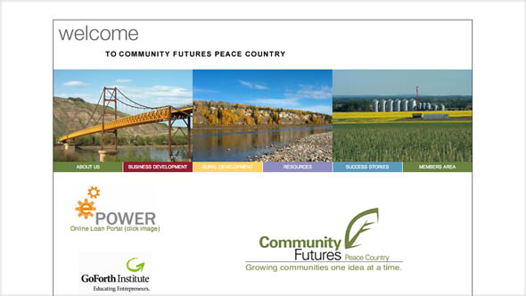 Community Futures Peace River