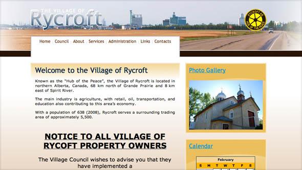 Village of Rycroft