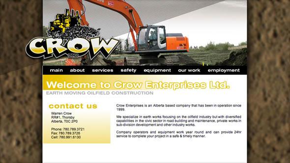 Crow Enterprises Ltd.