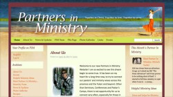 Partners In Ministry (Express Site)