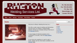 Rheton Welding Services Ltd.