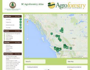 BC Agroforestry Atlas