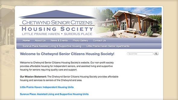 Chetwynd Senior Citizens Housing Society