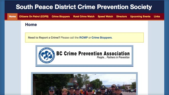 South Peace District Crime Prevention Society