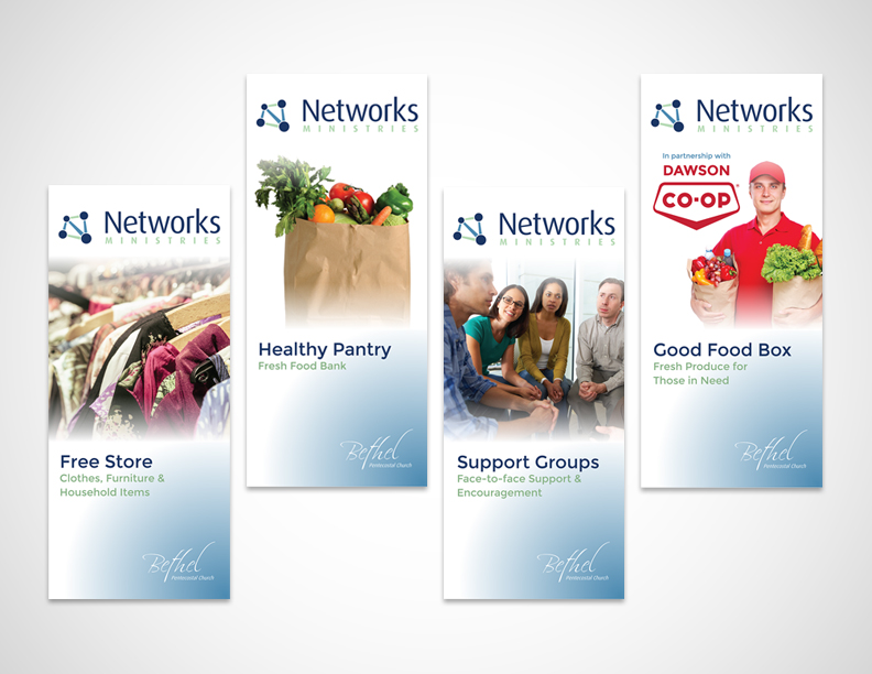 Networks Ministries Tradeshow Signage