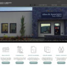 New website for Allen & Associates Barristers & Solicitors