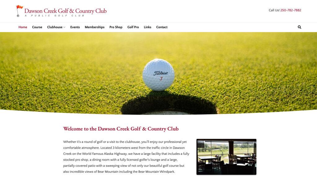 Dawson Creek Golf & Country Club